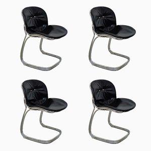 Sabrina Chairs by Gastone Rinaldi for Rima, 1970s, Set of 6
