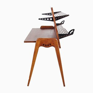 Writing Desk with Shelf