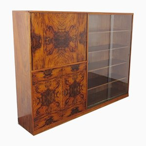 Cabinet with Bookcase by Jan Vanek
