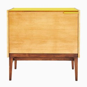 Small Mid-Century Sideboard Cabinet by Frantisek Mezulanik for UP Závody, 1960s