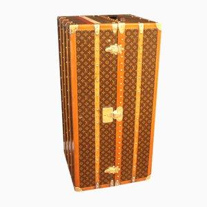 Baúl de viaje o ropero de Louis Vuitton