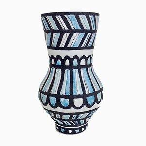Balustre Vase by Roger Capron, France, 1959