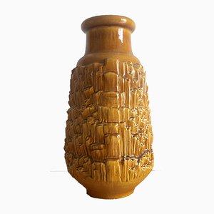 Vaso in ceramica di Scheurich, Germania, anni '70