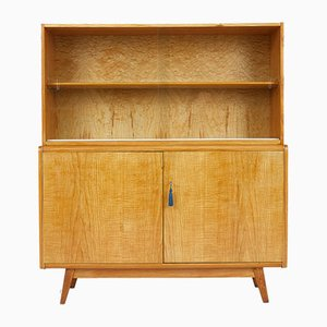 Mid-Century Bookcase Cabinet by Bohumil Landsman for Jitona, 1960s