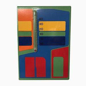 Graphic Work / Thermometer von Claude Faure, 1975