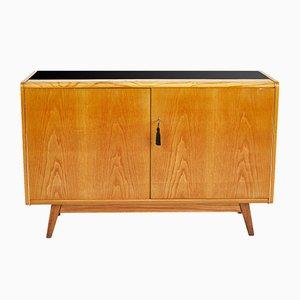 Wooden Sideboard by Bohumil Landsman for Jitona, 1960s
