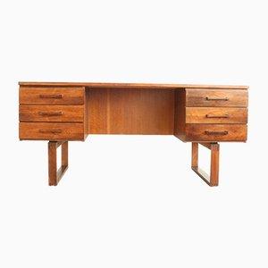 Schreibtisch aus brasilianischem Palisander von Henning Jensen & Torben Valeur