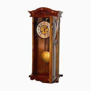 Art Nouveau Pendulum Clock