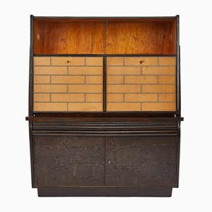 Art Deco Bar Cabinet, 1940