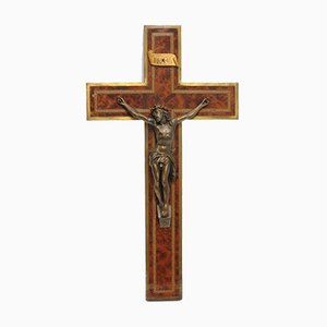 Antique French Crucifix by Hardy