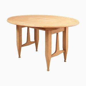Tisch von Guillerme et Chambron für Votre Maison