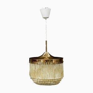 Swedish Model T-601 / M Ceiling Lamp by Hans-Agne Jakobsson for Hans-Agne Jakobsson Markaryd AB, 1960s