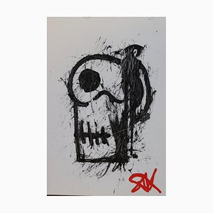 Sax Berlin, Skull, 2020