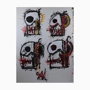 Sax Berlin, Skulls Mortality, 2020