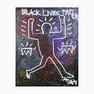 Sax Berlin, Black Lives Matter, 2020
