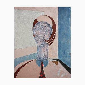 Z, Pittura ad olio figurativa contemporanea, Sax Berlin, 2016