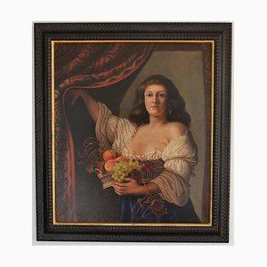 Femme avec Panier et Fruits (Couwenbergh), 2009
