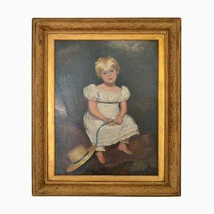 Young Girl im Stil von Sir Thomas Lawrence