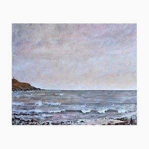 Atmen Raum, Contemporary Seascape Gemälde