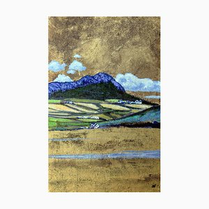 Carn Llidi, Contemporary British Landscape Oil Painting, 2017