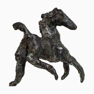 Turning Point, Contemporary Bronze Horse