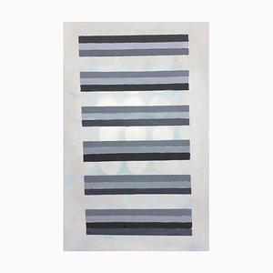 Villanelle, Mixed Media Contemporary Gemälde von Peter Rossiter, 2016