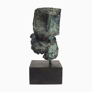 Sentinel II, Skulptur aus gegossener Bronze
