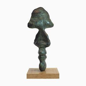 I.D., Bronze Sculpture