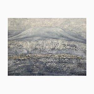 Echos von Usher Hill, Contemporary Oil Landscape
