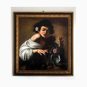 Copy of Boy Bitten by a Lizard, Michelangelo Merisi Da Caravaggio, 2018