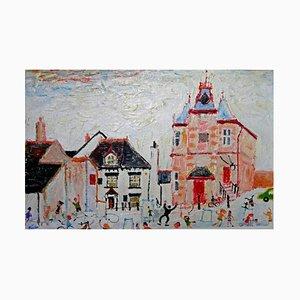 Marazion, Painted Canvas