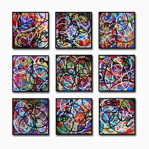 Any Colour U Like, Contemporary Quilt
