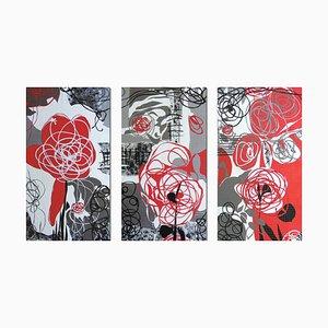 Rose Rouge, Rose Rouge, Couette Contemporain