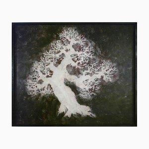 Jackson St, Night, Contemporary Painting, 2018