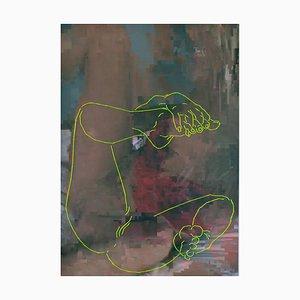 Untitled, Contemporary Mixed Media Art, 2015