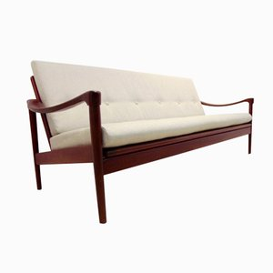 Vintage Dutch 3-Seater Sofa from De Ster Gelderland