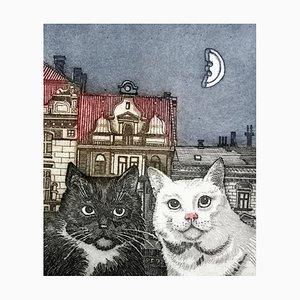 Marian Bocianowski, Black & White, 2011