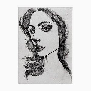 Anna Halarewicz, Self-Portrait, 2014
