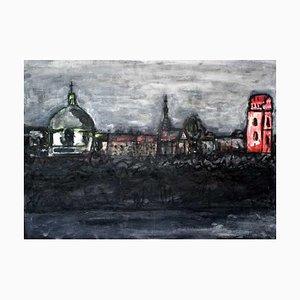 Wojciech Sadley, City View, 2000