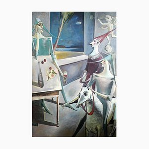 Toy Horse, Iwan Kulik, 1993