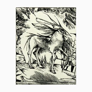 Franciszek Bunsch, Ein Gebrechlicher Pegasus, 2008