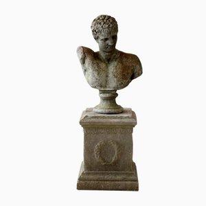 Busto di composizione di Hermes