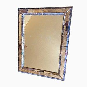 Venetian Style Hollywood Regency Wall Mirror, Italy