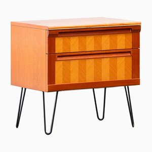 Vintage Scandinavian Chest of Drawers