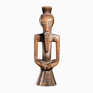 Kusu People, DRC, Janiform Power Figure