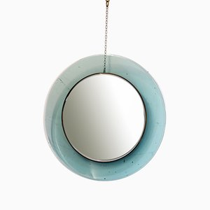 Mod. 1669 Mirror by Max Ingrand for Fontana Arte, 1960s