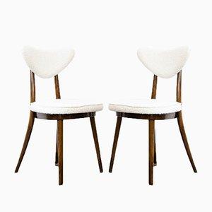 Stühle von H & J Kurmanowicz, 1950er, 4er Set