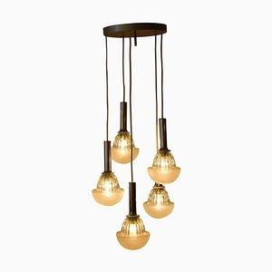 Italian Cascade Chandelier or Pendant Lamp