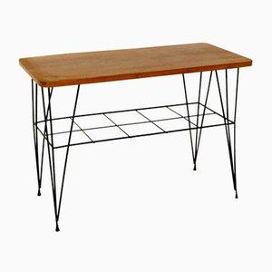 Stringbord Table in Teak, Sweden, 1950s