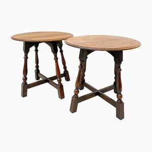 Tavern or Pub Tables, Set of 2
